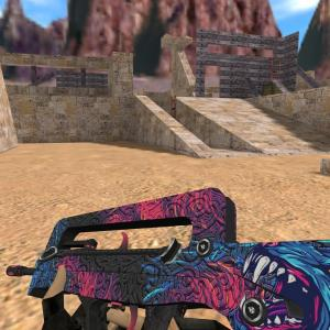 Famas (Blue Wolf Elite Hd)